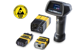 Cognex introduces lineup of ESD-Safe Barcode Readers