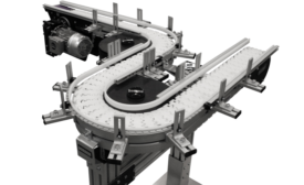 Added Flexibility for Dorner's 2200 SmartFlex® Conveyor Platform with New 85 mm Width Option