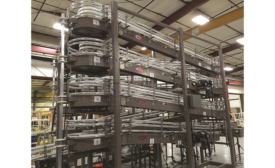 Multi Conveyor's Alpine, accumulate, divert & reject parallel converter reduces downtime