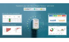 OEE Tracker enables data-driven decision-making,  enhancing equipment & labor efficiency