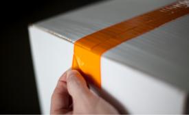 Shurtape Prime Alert tape monitoring system