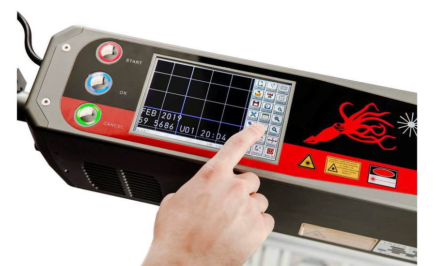 SQUID INK RELEASES NEW LINE OF LASER MARKING SYSTEMS