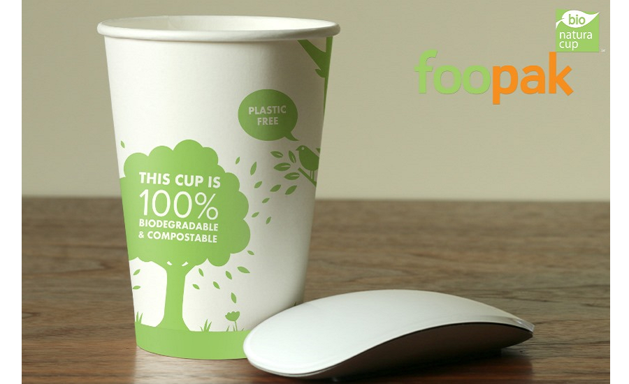 Charta Global Launches New Biodegradable Cup 2017 02 15