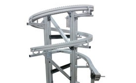 Rise to greater heights with Dorner's new SmartFlex® Helix conveyor