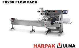 Entry Level Flow Wrapper is Introduced by Harpak-ULMA