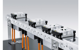 Multi-Carrier-System from Siemens and Festo delivers flexible, Industrie 4.0-ready intralogistics