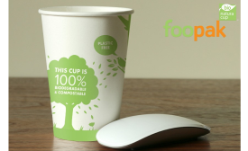 Charta Global launches new biodegradable cup