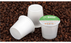 RPC compostable capsule retains coffee quality