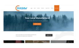 Tsubaki Acquires Dia-Saw Manufacturing Ltd.