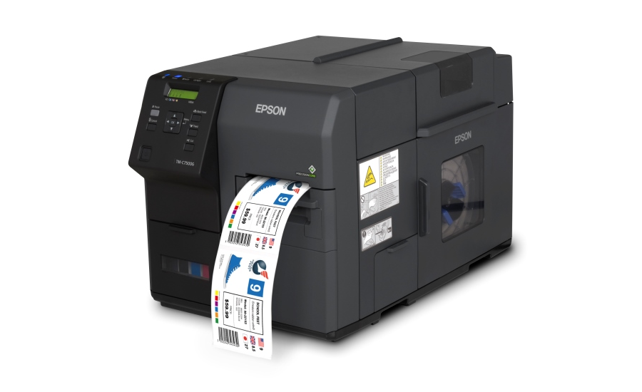 Epson Partners With Loftware To Offer New Color Label