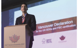 FSC and partners unveil ambitious sustainability commitment