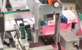 Adents' Premier Serialization Solutions Transcend  Short-term Compliance to Address Long-term Manufacturing Needs