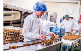 Kinnerton Confectionery Secures Brand with Autocoding