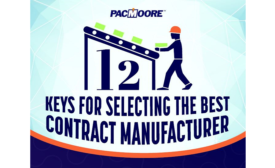 Tips to consider when selecting a contract manufacturer