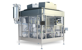 Bosch releases next generation rotary filler for dairy and food products