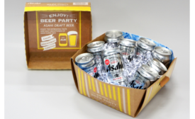 Ice Cooler Pack Keeps Beverages Cold