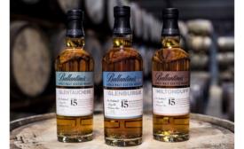 Ballantine's Releases Single Malt Scotch Whisky Series