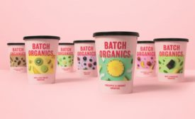 Batch Organics Frozen Organic Smoothies Has Fresh Look for To-Go Convenience
