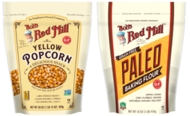 Resealable Packaging for an Old-Time Classic