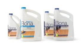 Bona Hard Surface Cleaner Packaging Design Offers More Functionality