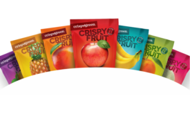 Freeze-Dried Fruit Brand Gets Crisp New Look