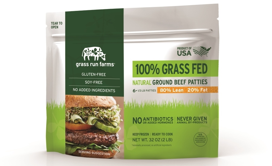 Frozen Meat Patties Launches in Pouch Packaging | 2018-07-19