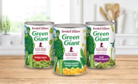 St. Jude Patients Artwork Featured on Green Giant Cans