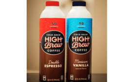 Cold Brew Coffee Launches in Recyclable Tetrapak Carton Bottle
