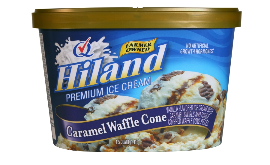 Hiland Dairy Debuts New Packaging, New Flavors
