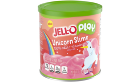 JELL-O PLAY Introduces Edible Slime