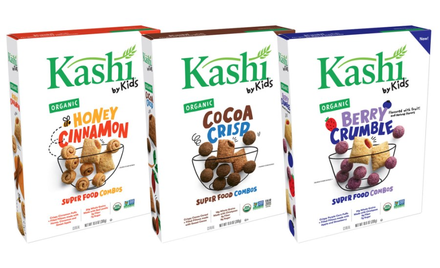 Free sample of kashi cereal or granola bar (still available.