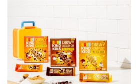 Granola Bars for Kids Launch with a Promise