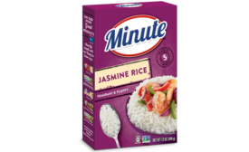 New Flavor, New Design for Minute Rice