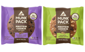 Newly Designed Packaging Debuts for Protein Cookies