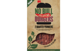 Veggie Burger Pack Sports Innovative Cellulose Window