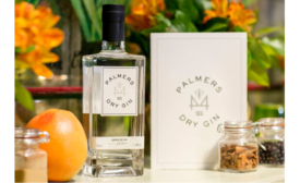 The Spirit of Historic Distillery's Gin Reflected in Design