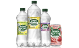 Nestle Waters Taps into Sparkling Water Category