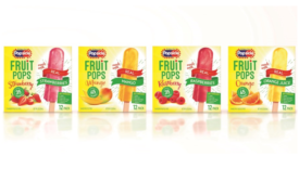 Popsicle's Fruity New Packaging