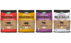 Artisan Meatballs Launch in Convenient Frozen Foods Packaging