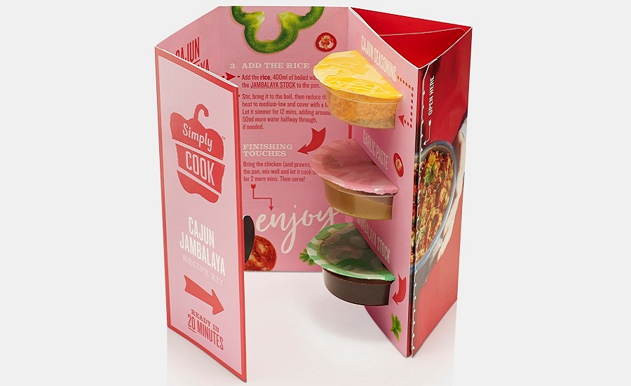 Simply Cook Recipe Kits Break Out New Design for In-Store Launch