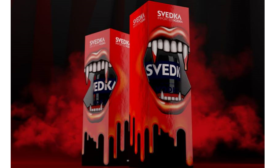 Killer Vodka Packaging Design Disrupts Halloween
