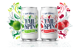 Ready-to-Drink Gin Makes a Splash