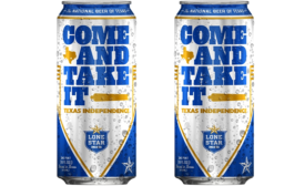 Texas Brewer Creates Packaging to Celebrate Texas Independence Day