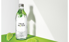 Fruit-Infused Bottled Water Uses Minimalist Design
