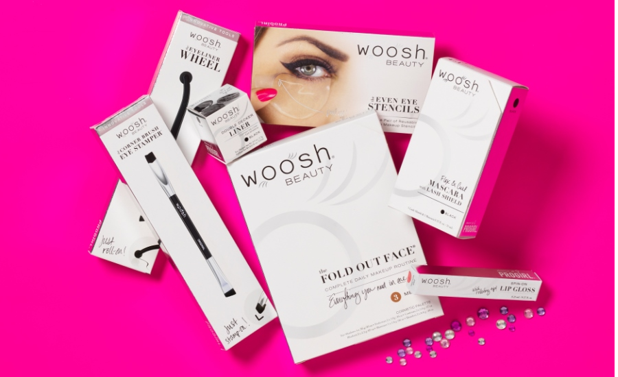 Beauty Line Gets Eye-Popping Packaging Redesign