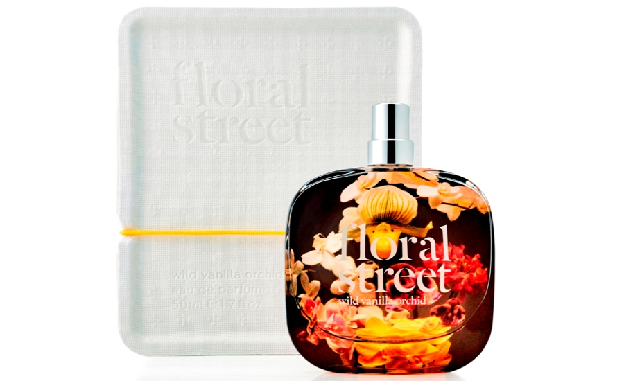 Floral Street Perfume Packaged With Renewable Materials