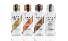 RTD Super Coffee Hits Shelves with New Branding