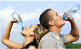 Poll Reveals Bottled Water Is Preferred Beverage