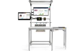Smart Workstation Combines Manual Production System with App Platform