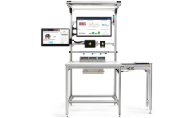 Smart Workstation Combines Manual Production System with App Platform